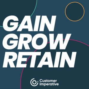 gain grow retain podcast